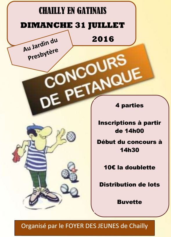 AfficheConcoursPetanque2016